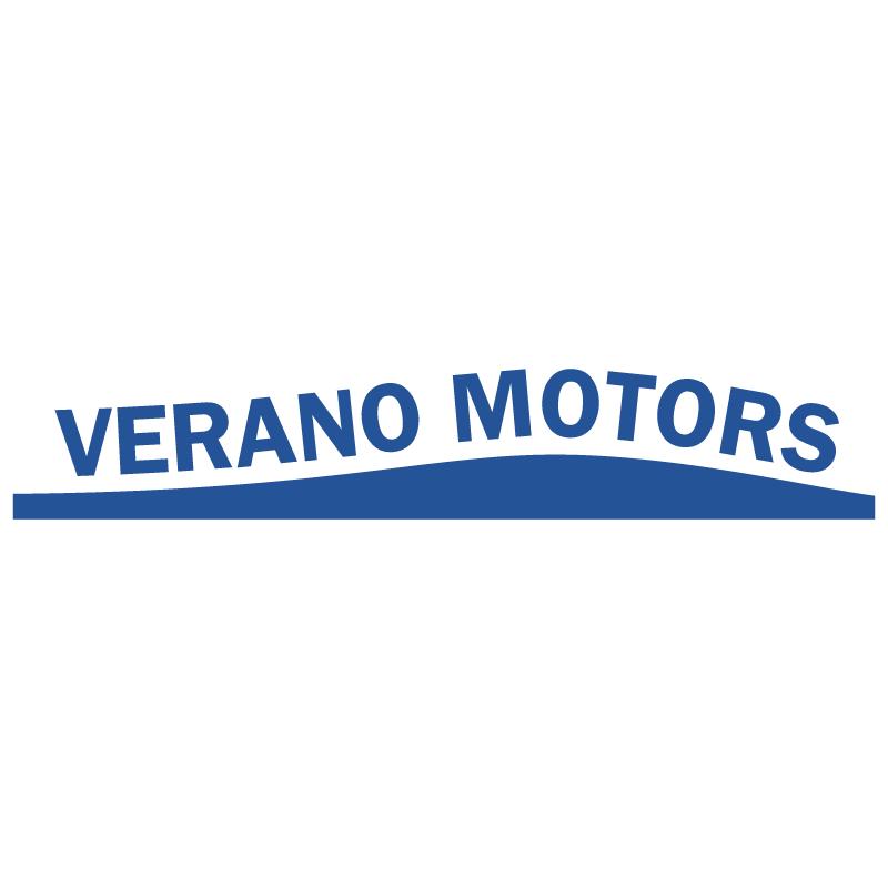 Verano Motors vector