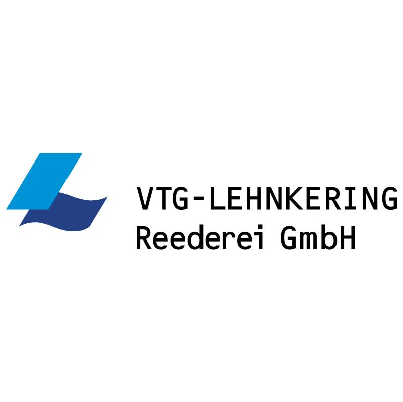 VTG Lehnkering Reederei vector