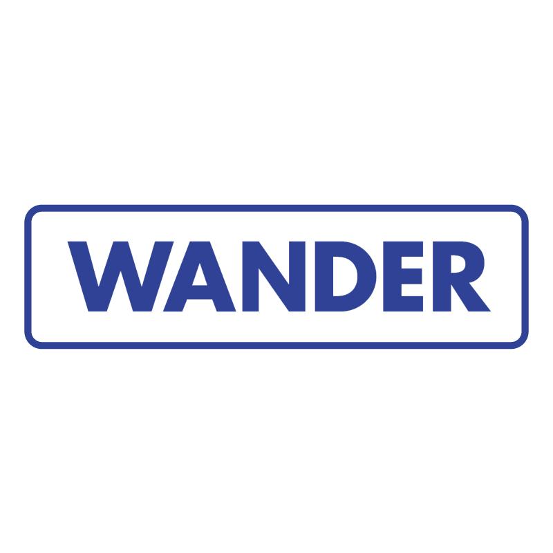 Wander AG vector