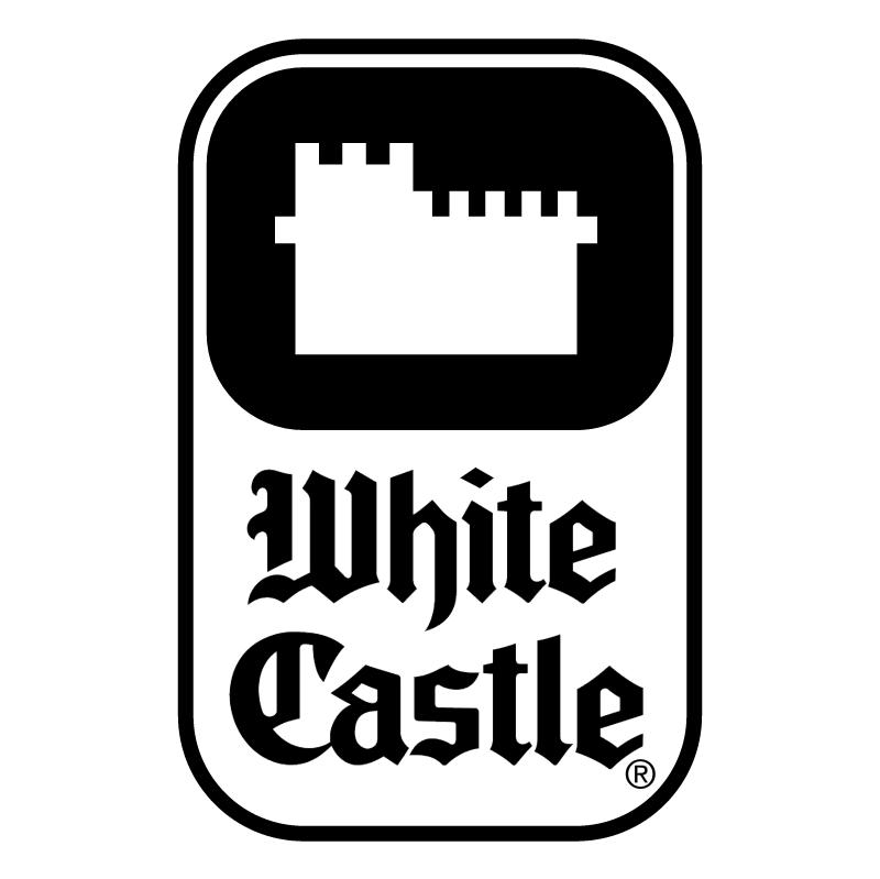 White Castle vector