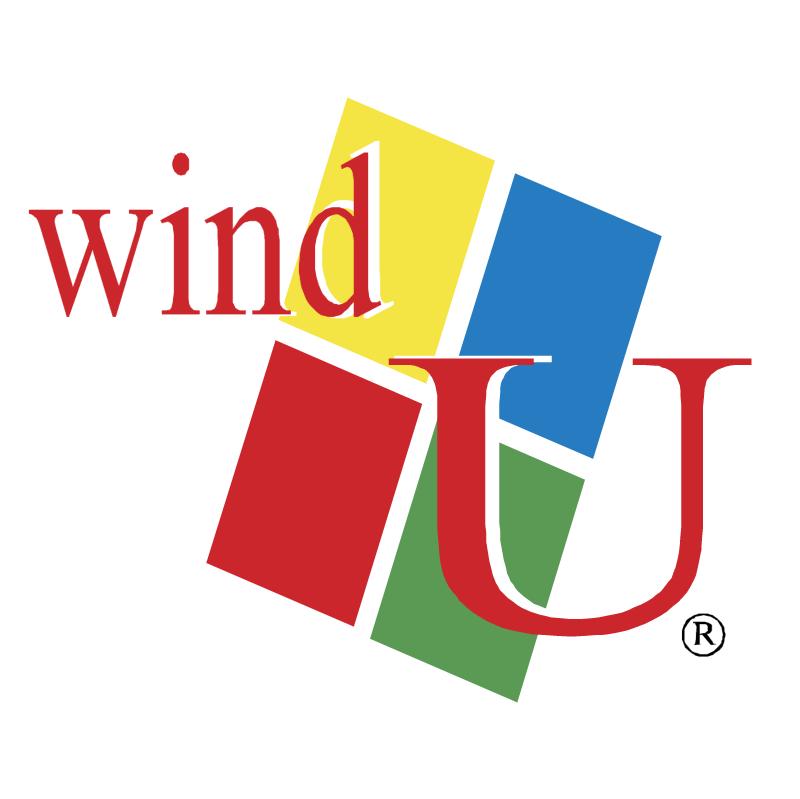 Wind U vector