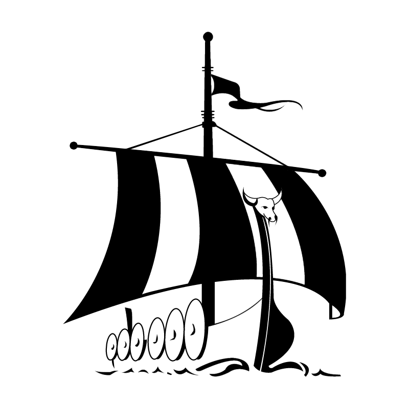 WWU Vikings vector logo