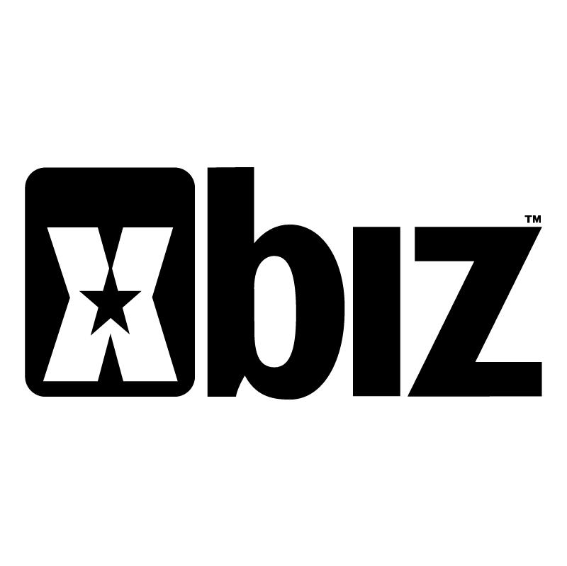 Xbiz vector logo