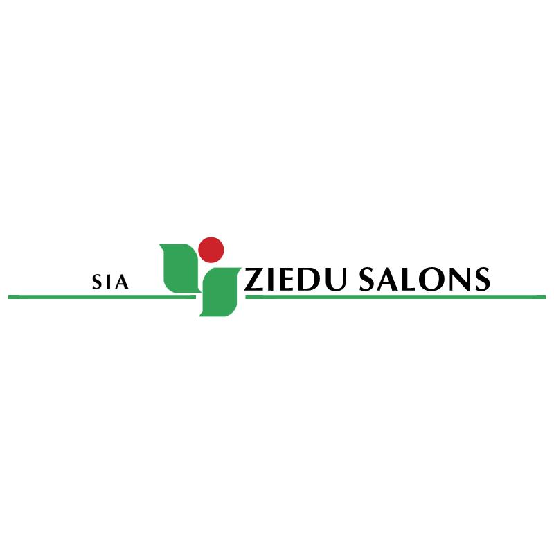 Ziedu Salons vector