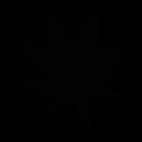 Japanese leaf vector