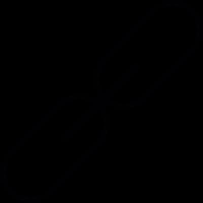 Link, IOS 7 interface symbol vector logo