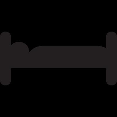 Rest Bed vector logo