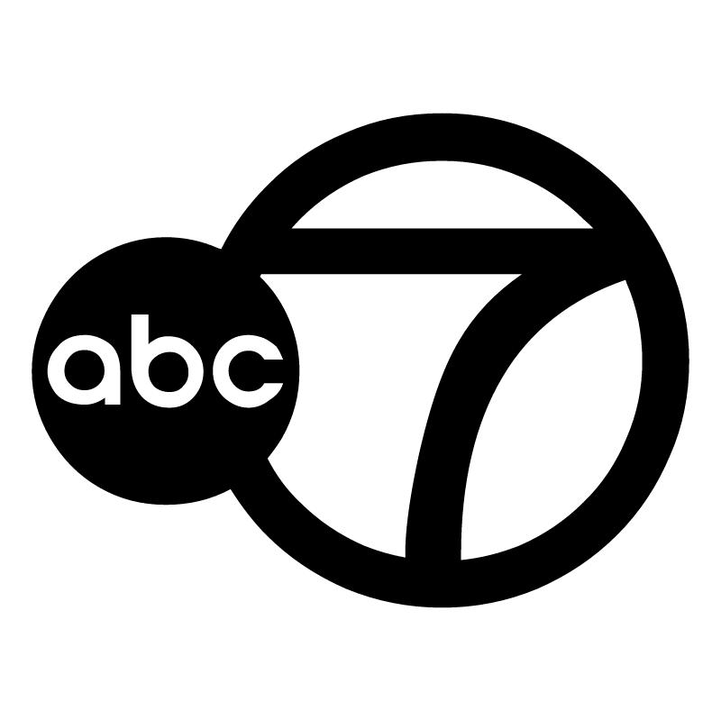 ABC 7 vector