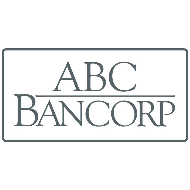ABC Bancorp vector