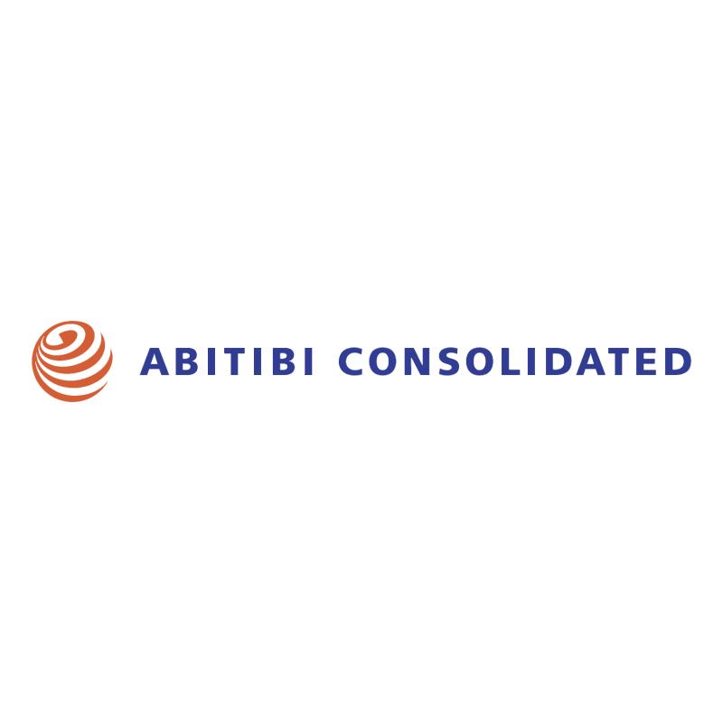 Abitibi Consolidated vector