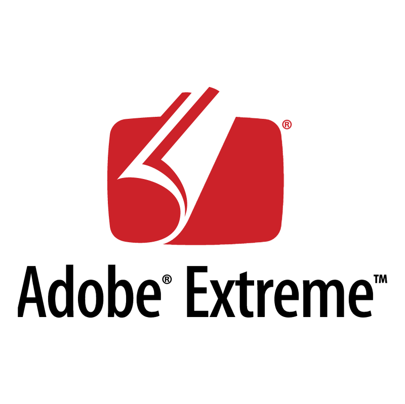 Adobe Extreme vector