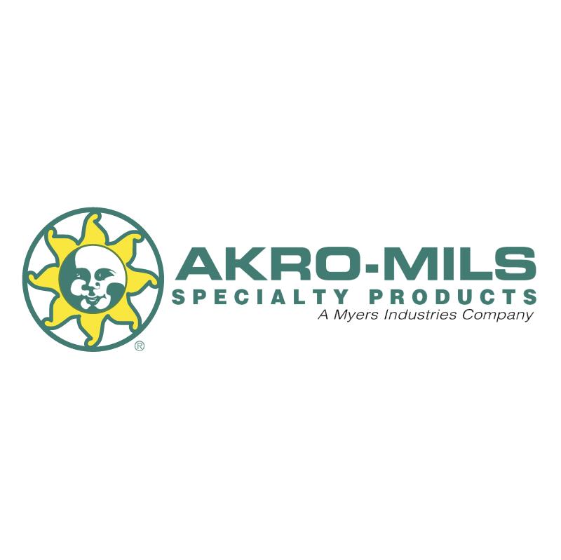Akro Mils vector