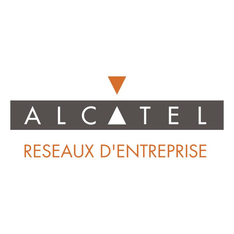 Alcatel Reseaux D'Entreprise vector