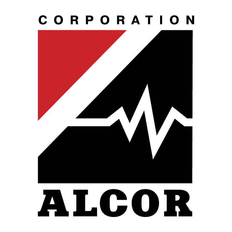 Alcor corp vector logo