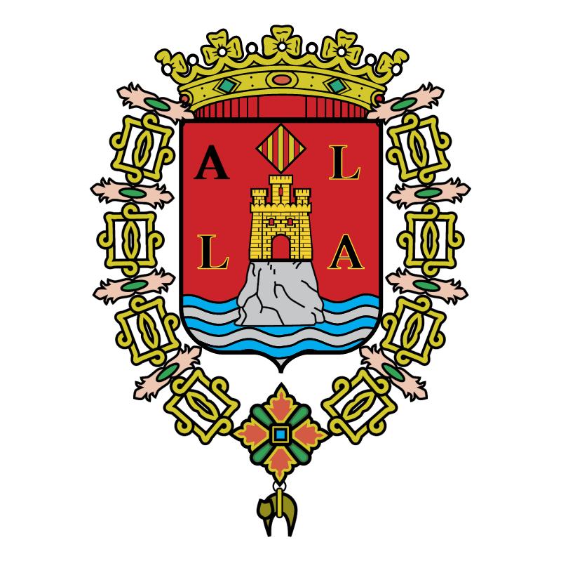 Alicante 85112 vector