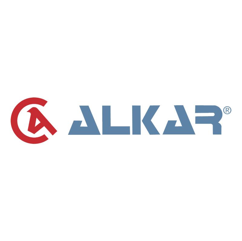 Alkar vector logo