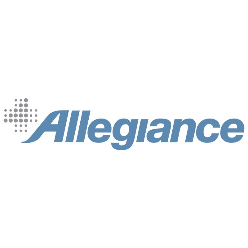 Allegiance 20762 vector