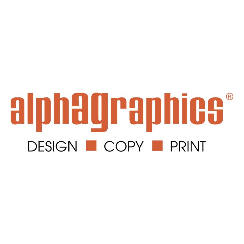 AlphaGraphics 50054 vector