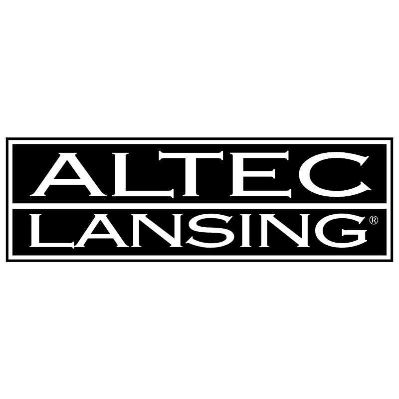 Altec Lansing vector