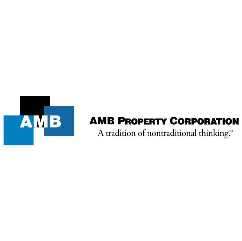AMB Property Corporation 22875 vector