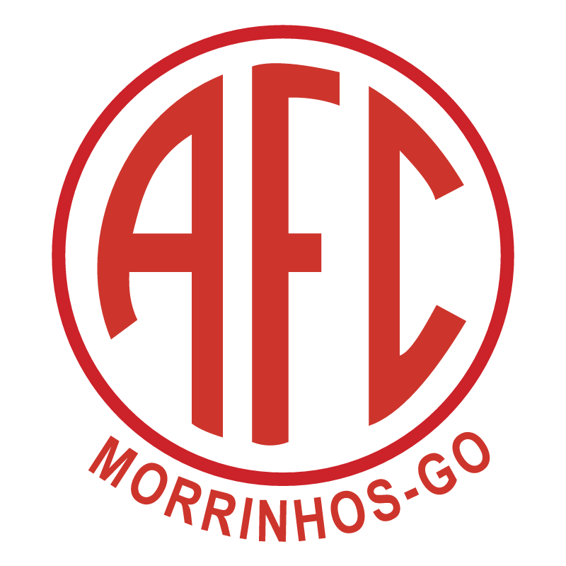 America Futebol Clube de Morrinhos GO vector