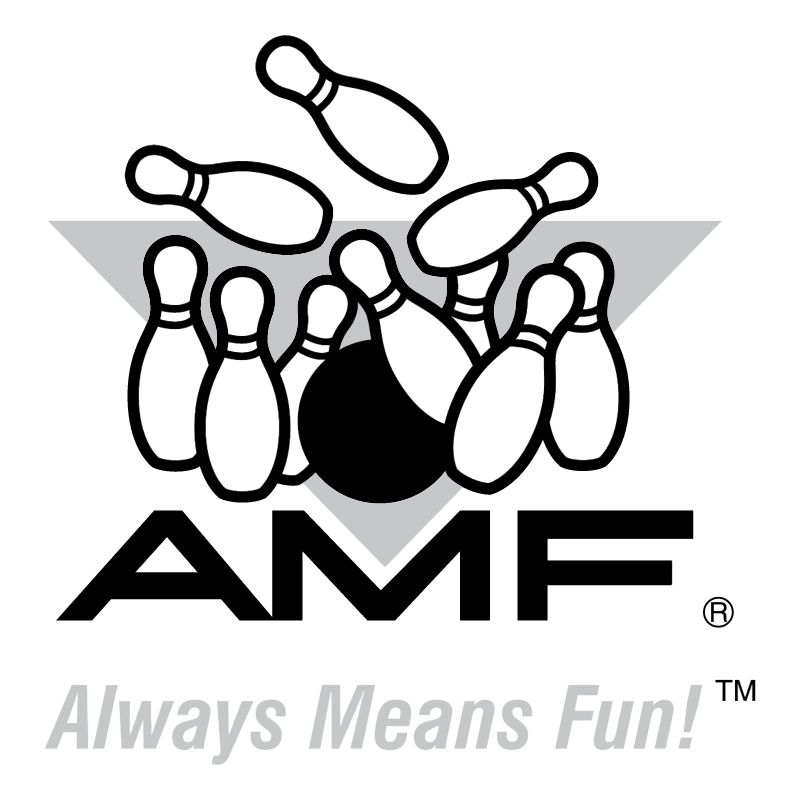 AMF Bowling vector