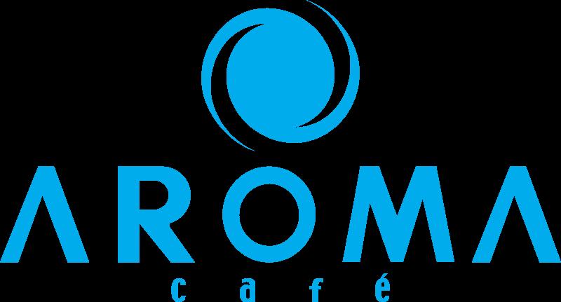Aroma Café vector