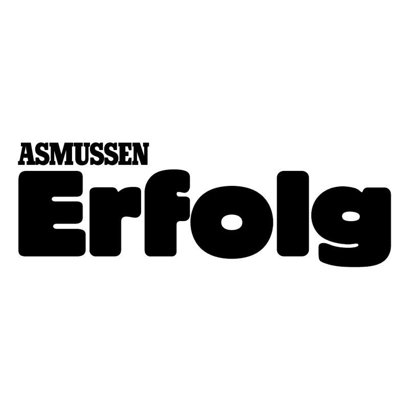 Asmussen Erfolg 63990 vector logo