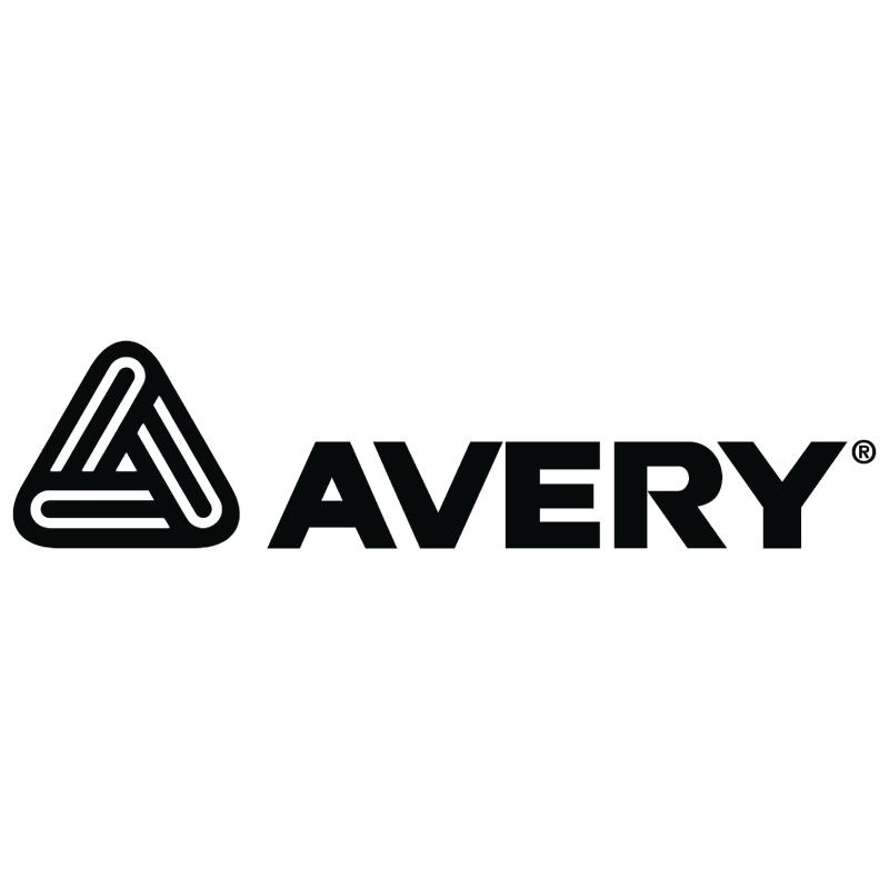 Avery 7215 vector