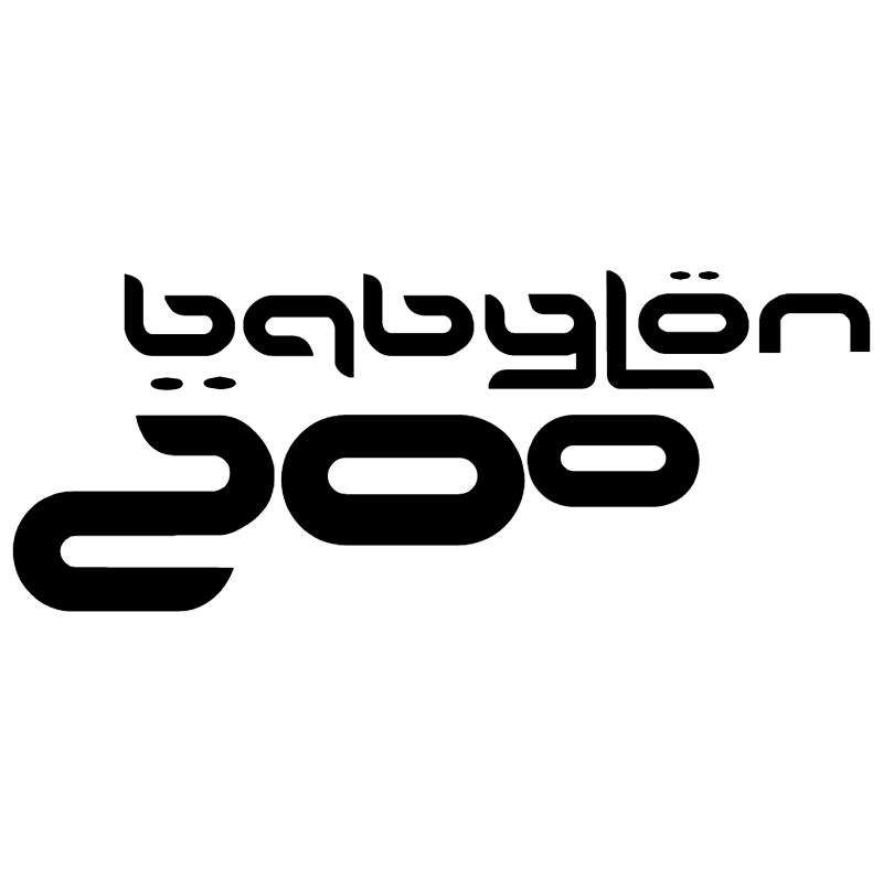Babylon Zoo 21087 vector