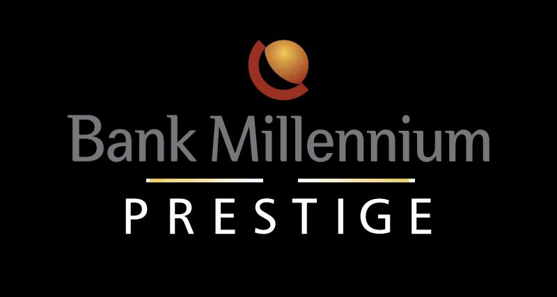 Bank Millennium Prestige vector