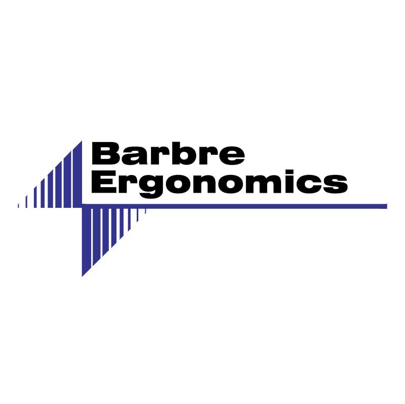 Barbre Ergonomics 60833 vector