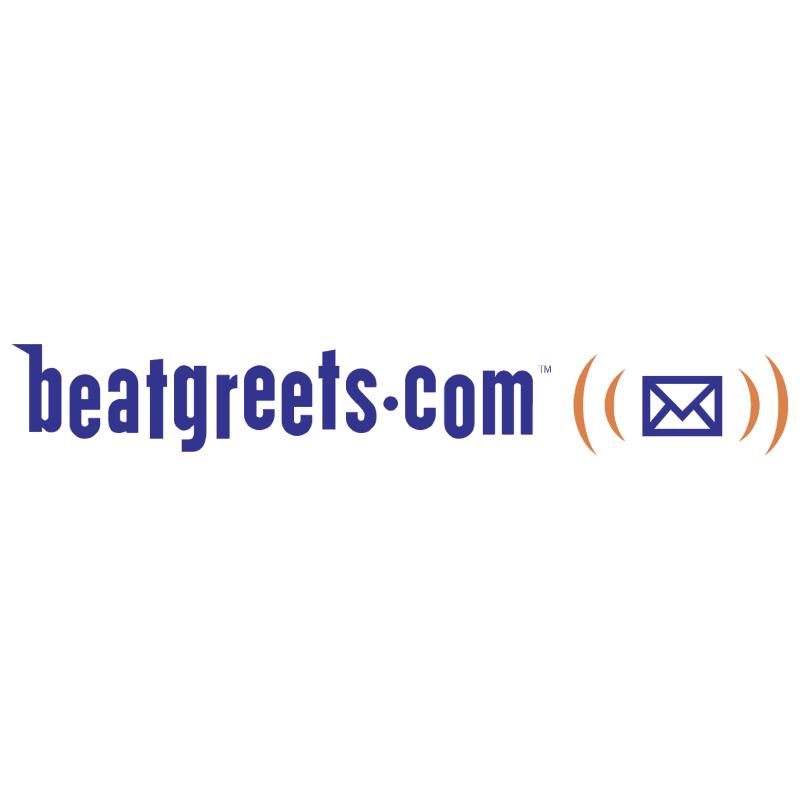 Beatgreets com vector