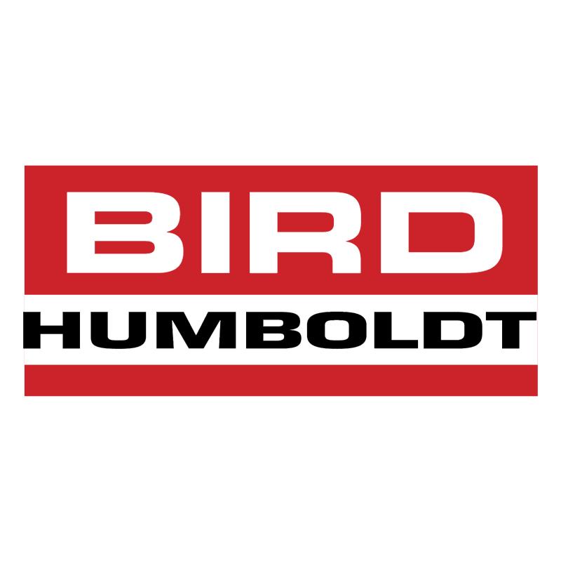 Bird Humboldt vector