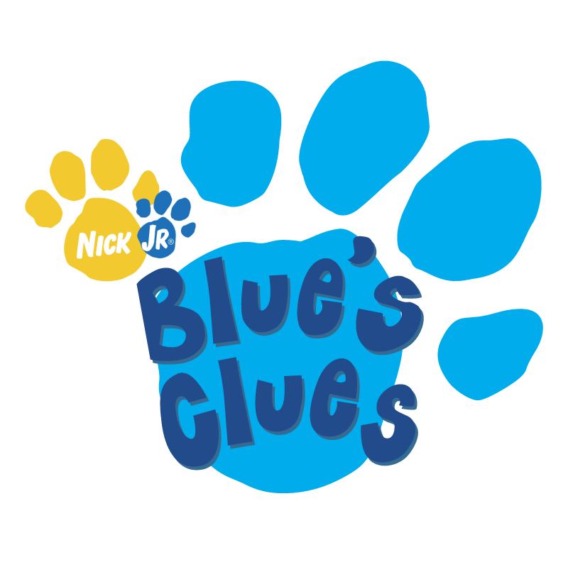 Blue's Clues vector