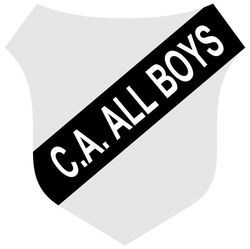 C A All Boys vector