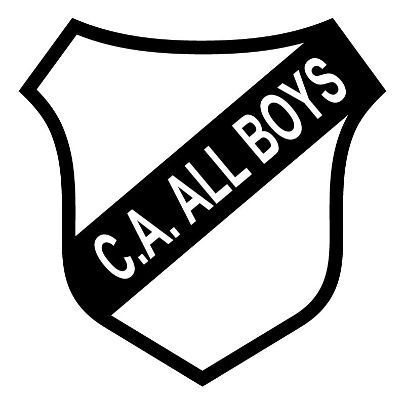 C A All Boys vector logo