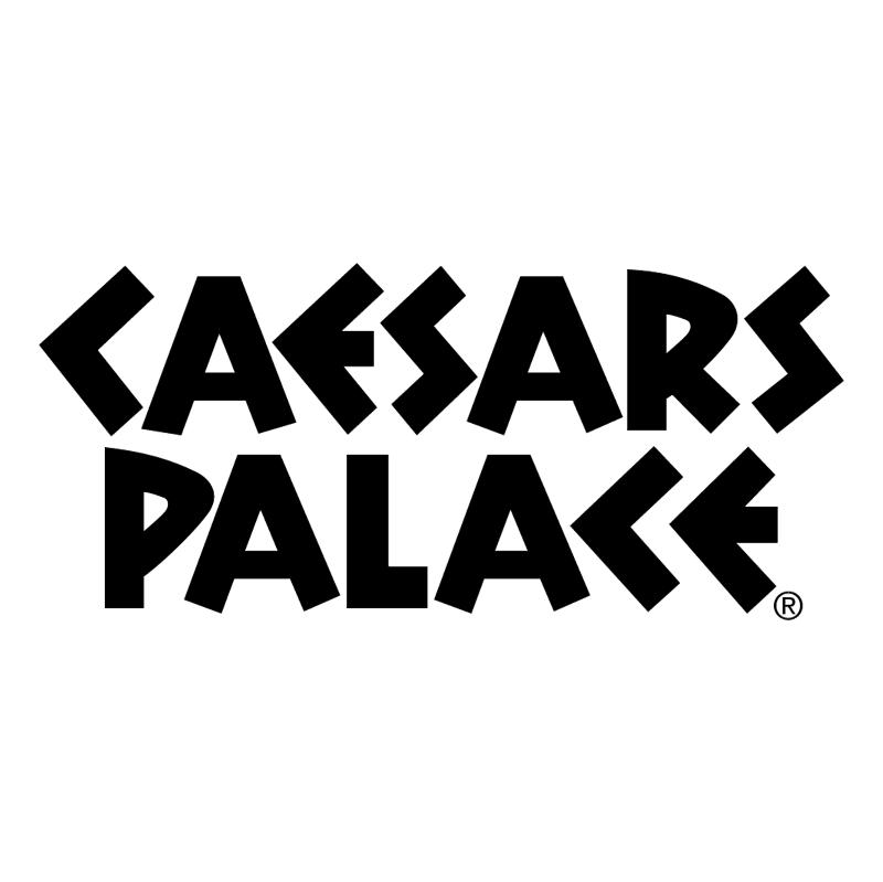 Caesars Palace vector