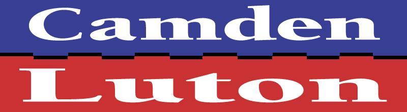 Camden Luton logo vector