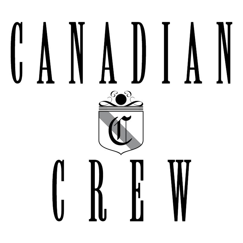 Canadian Crew vector