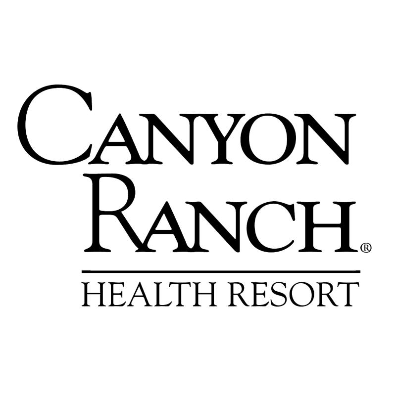 Canyon Ranch vector logo