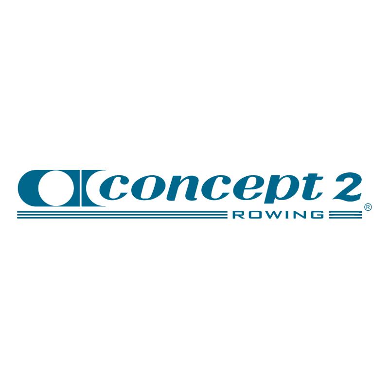 concept 2 rowing vector