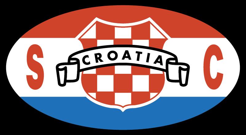 Croatia Vancouver vector