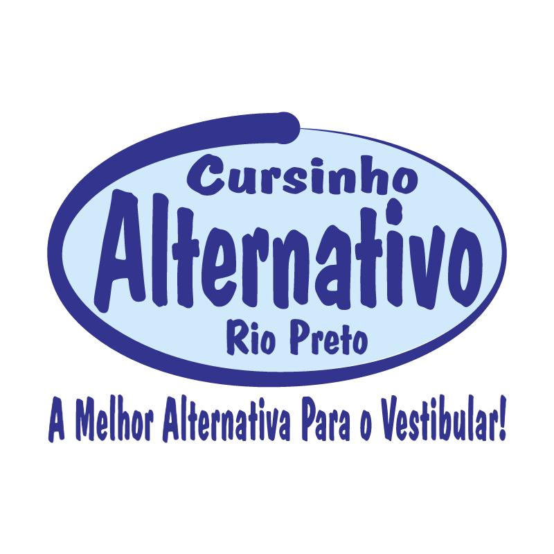 Cursinho Alternativo vector