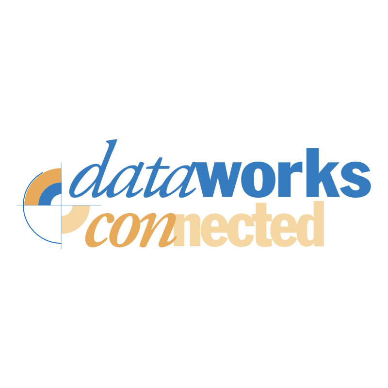 DataWorks Connected vector