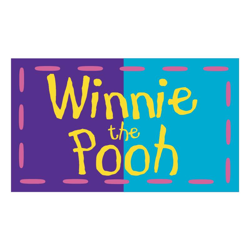 Disney's Winnie the Pooh vector