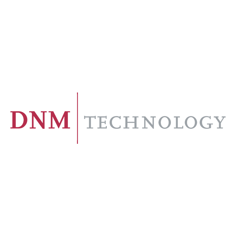 DNM Technology vector