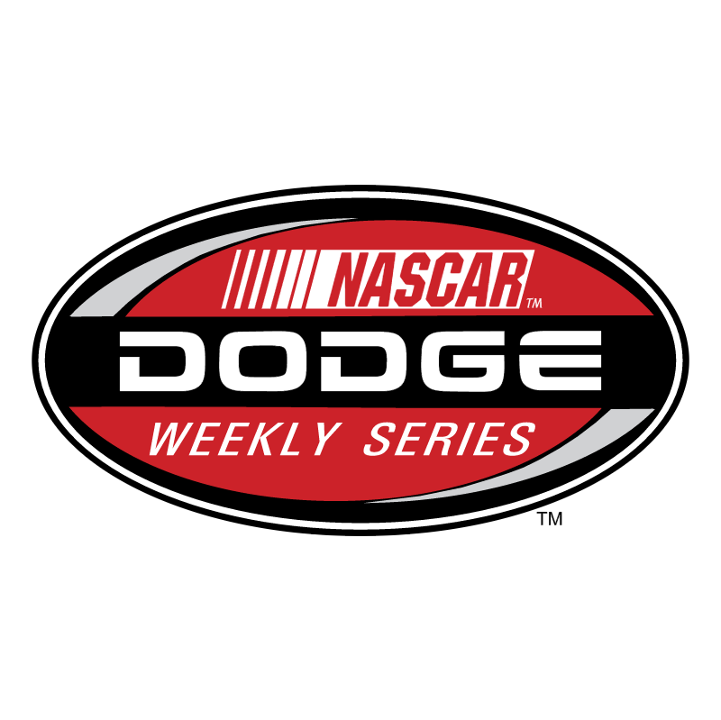 Dodge Weekly Racing Series vector