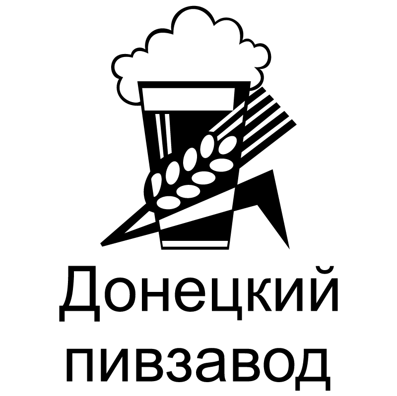 Donetcky Pivzavod vector logo