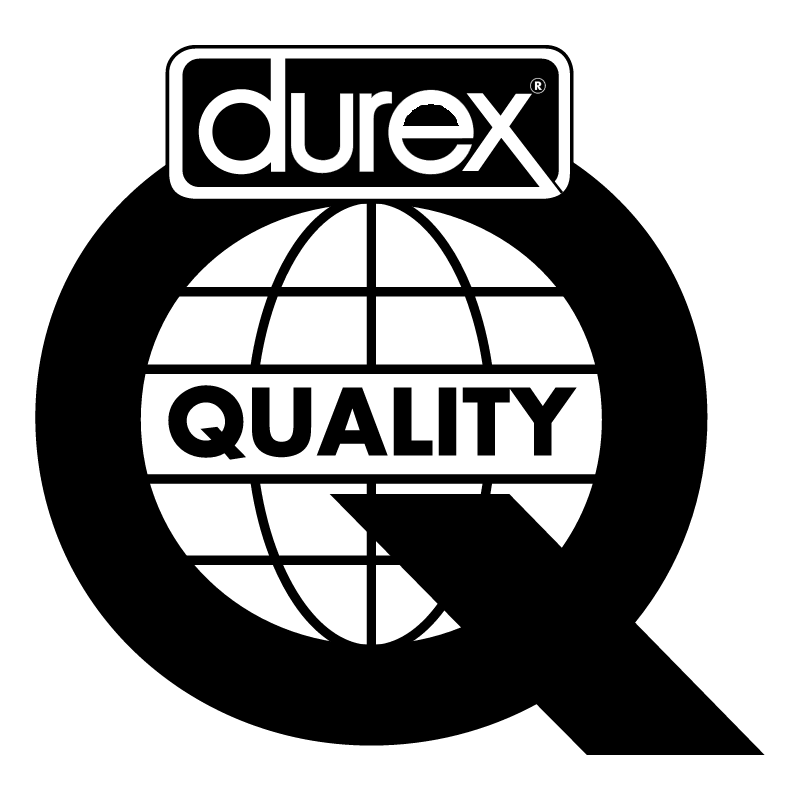 Durex Quality vector